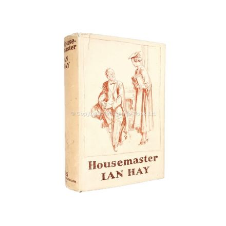 Housemaster by Ian Hay First Edition Hodder & Stoughton 1936